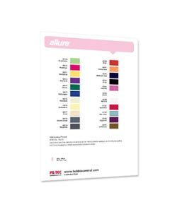 Allure Color Card
