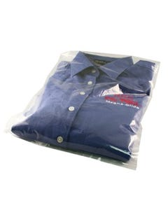 """Shirt Bags - 2 Mil -12""""x16"""""""