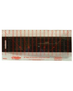 "18"" Adjustable Strip Cutting Ruler - 60117"