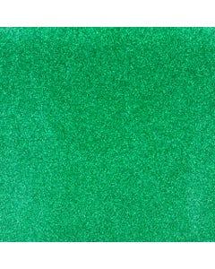 Glitter Mirror Canvas Vinyl - Christmas Green - 60611