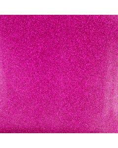 Glitter Mirror Canvas Vinyl - Hot Pink - 60612