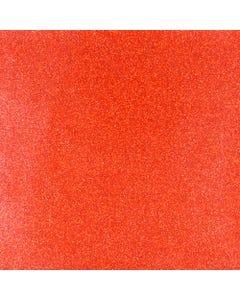 Glitter Mirror Canvas Vinyl - Red - 60613