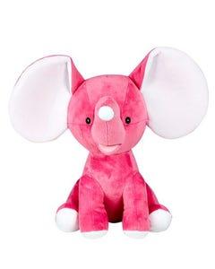 Cubbies - Dark Pink Dumble Elephant - 60615