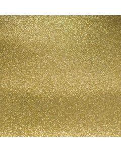 Glitter Mirror Canvas Vinyl - Gold - 60637