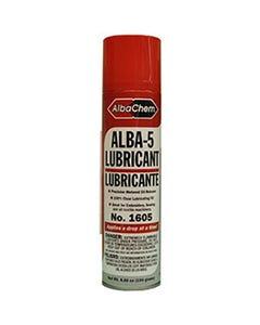 Alba-5 Lubricant No. 1605