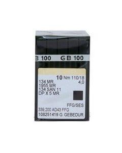 Groz-Beckert: 134 SAN 11, 110/18, MR 4.0, Titanium - 60007N