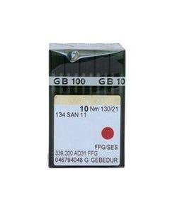 Groz-Beckert: 134 SAN 11, 130/21, MR 5.0, FFG, Titanium