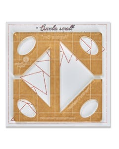 Gina Perkes Designs Amelia Small Quilting Ruler - 60825