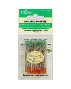Clover Quilting Pins-Fine - 60879