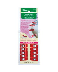 Clover Wonder Clips - 10 pk - 60867