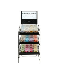 Magna-Glide Delights Counter Top Display - Size M