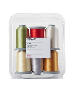 Glide 5,500yds - Thread of the Month - February - 60992
