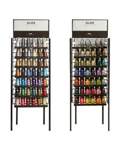 Glide - King Spool Expanded Floor Display - 61020