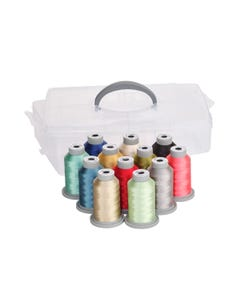 Kimberbell Silky Solids Thread Collection- 61025